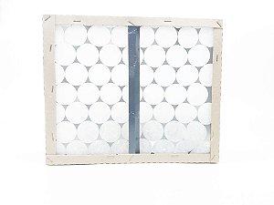 Filtro De Ar Condicionado Hepa Hf-Gp-G4 300X250X25 Mm