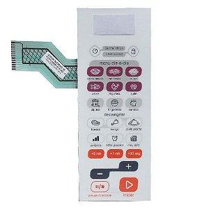 Membrana Compatível Microondas Brastemp Bms45A Active