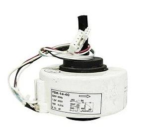 Motor Ventilador Evaporado Split Elgin/Midea 9.000 12.000 220V
