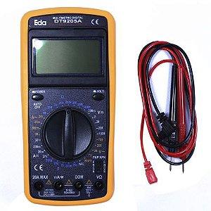 Multímetro E Capacímetro Digital