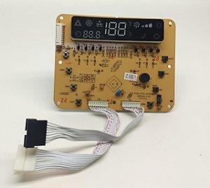 Placa Display P/ Dois Conectores Kp 10.13 Qcg1 110/220V
