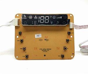 Placa Display P/Um Conector Kp 10.13Qcg1 110/220V