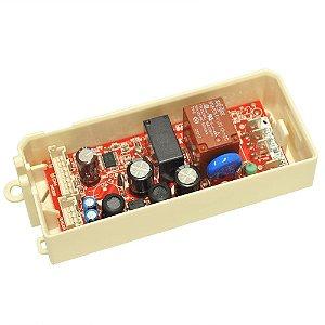 Placa Original Refrigerador Consul 4 Pinos Crm50 Bivolt