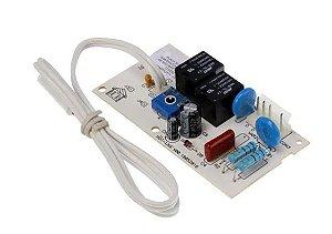 Placa Refrigerador Sensor Temperatura 220V Mabe Ge Hot-Line 225D2354G009