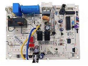 Placa Eletrônica Evaporadora Midea Admiral 42Mdqa07M5