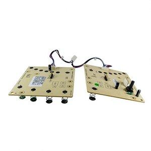 Placa Interface Original Lavadora Electrolux Lbu15 Bivolt