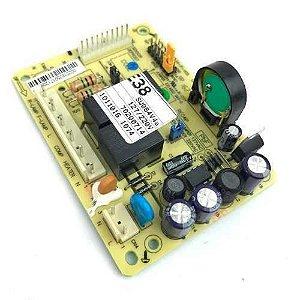 Placa Original Refrigerador Electrolux Rfe38 Bivolt