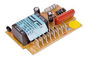 Placa Sensor De Vibração Lavadora Enxuta Soft (Alta) Bivolt