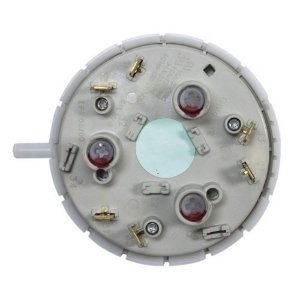 Pressostato 3 Niveis Compatível Lavadora Brastemp Bwt08 Bwh08 Bwq24 220V