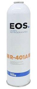 Refrigerante R401A 750G Eos
