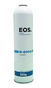 Refrigerante R600a Isobutano 360 Gr