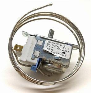 Termostato Universal Dupla Ação Rfr-4009-8 Freezer H300C Fc