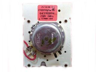 Timer Lavadora Electrolux Lt50 Lt60 220V 64484569