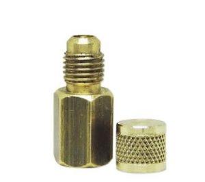 Válvula Perfurante Para Lata Gas R134A R401A