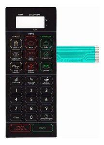 Membrana Compatível Microondas Panasonic Nnst359