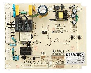 Placa Original Refrigerador Electrolux Dt80x Di80x Bivolt