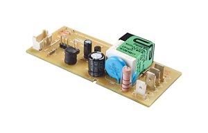 Placa Compatível Refrigerador Brastemp/Consul 4 Pinos Crb39 Brb39 Crb36 Crm45 Bivolt