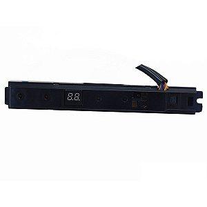 Placa Display Evaporador Lg Tsnc18 Tsnc24 Tsnh18 Tsnh24