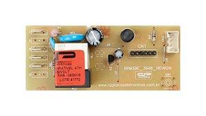 Placa Compatível Refrigerador Brastemp/Consul Crg36 Brt38 Brm38 Bivolt