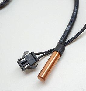 Sensor Temperatura Degelo 10k Evaporadora Piso Teto