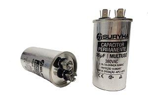 Capacitor 35 Uf 380v Copo Aluminio Suryha