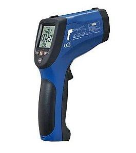 Termômetro Digital Com Mira Laser - 32° A 380° Eos