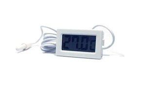 Termômetro Digital -50 +70 Com Sensor Eos