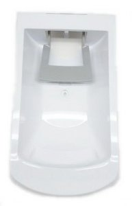 Deck Dispenser Água Porta Refrigerador Consul Duplex