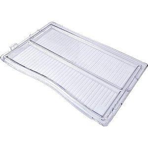 Prateleira Compatível Refrigerador Electrolux Duplex Df35/Dc45/Dc46/Dc47/Dc49