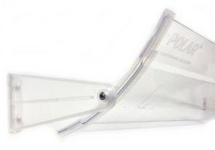 Defletor Polar 80 Cm Cristal