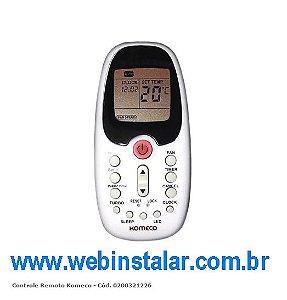 Controle Remoto Komeco - Cód. 0200321226