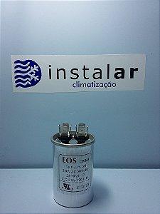 Capacitor permanente 3MFD 380V c/terminal