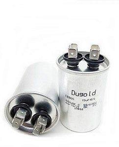 Capacitor 15 Uf 380V Copo Aluminio