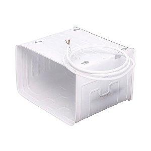 Evaporador Freezer Original Refrigerador Consul Crc24/Crc28/Crp28