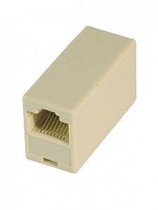 Conector Emenda Rj45 Mister