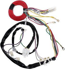 Rede Elétrica Inferior Original Lavadora Electrolux Lt15F Ltp15  Ltm15  Ltd15