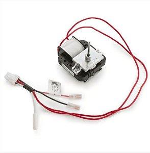 Motor Ventilador Compativel Refrigerador Electrolux Com Rede Sensora Dff37df41 Dff44 Dfw45 Dw48x 220v Com Rede Sensora