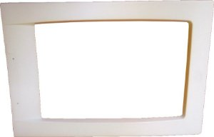 Moldura Porta Forno Fischer