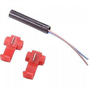 Kit Sensor de Campo 10kohm - Symphony Refrigerador Bre43a Brg43a Brg43b Brg44a