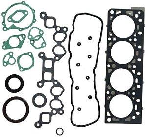 Kit de Juntas Completo em Metal - Motor Nissan K15 K21 K25