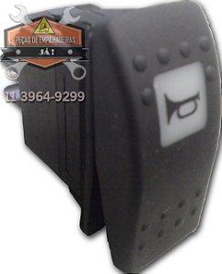 Botão de Buzina Still 8409011 ou linde 3418330