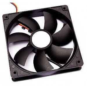Ventilador Cooler 80x80x25 - 24V
