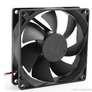 Ventilador Cooler 120x120x25 - 24V