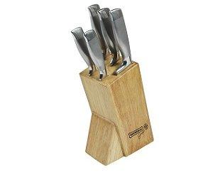 Conjunto de faca - 5pçs