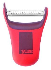Peeler julienne - vermelho Yuze