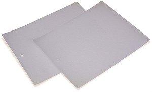 Conjunto de 2 Tábuas Flexíveis Progressive em Plástico - Branca