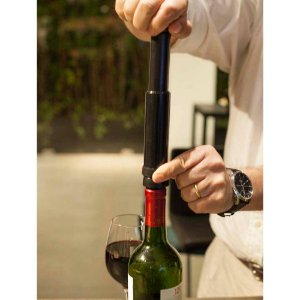 Conjunto de bomba de vácuo para vinhos