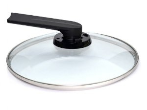 Tampa de vidro Roichen - 26CM