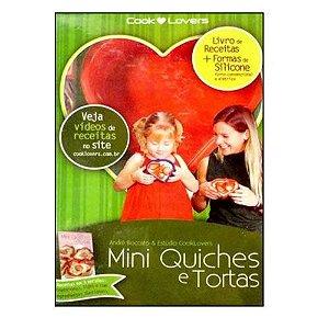 Kit Cooklovers - Mini Quiches E Tortas