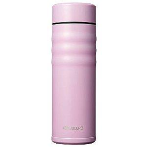 Garrafa Térmica Kyocera Twist 500 ml Cor Pink